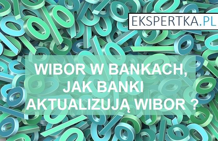 wibor w bankach