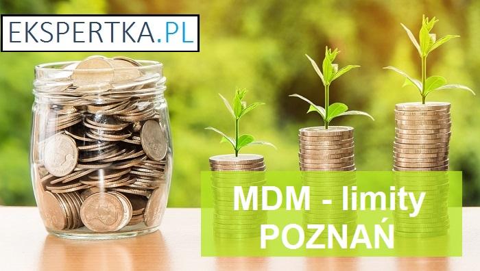 MDM limity IV kwartał 2017 i I kwartał 2018